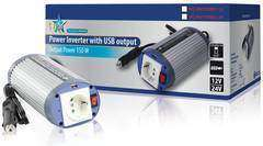 HQ Inverter 150w DC24V/AC240V With USB